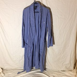 Ralph Lauren men's robe sized small / medium